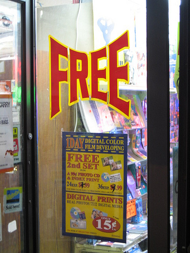 Are FREE Offers a Small Business Marketing Asset or Liability?  Part II: Choosing FREE Marketing that Converts