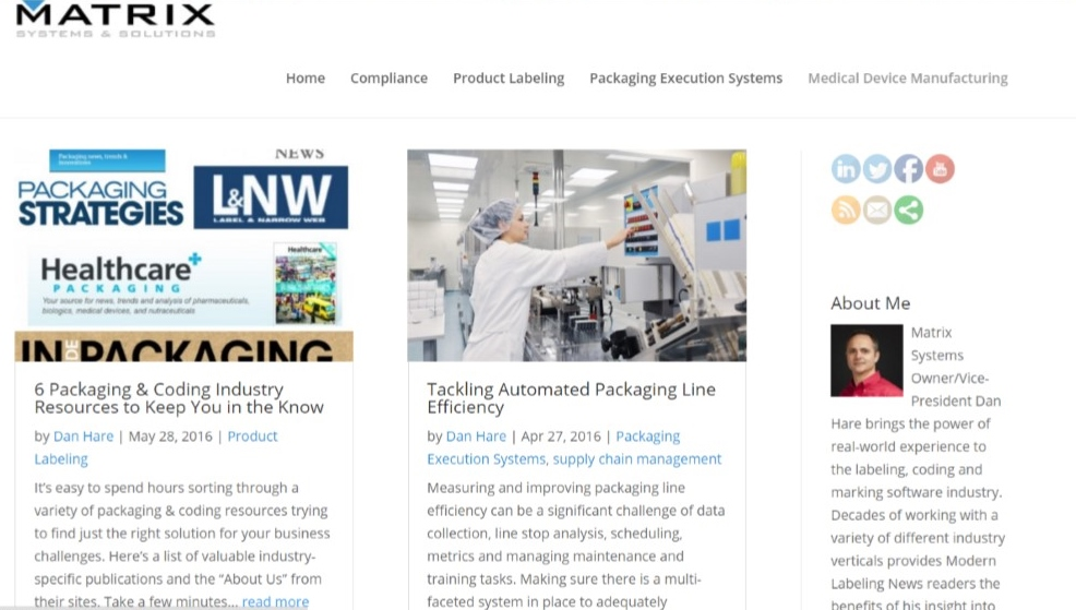 Industry Blogs